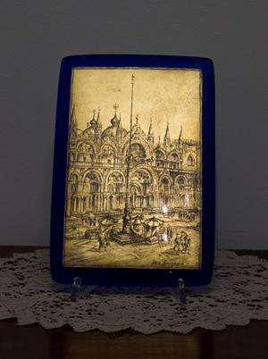 palazzo ducale e basilica di San Marco