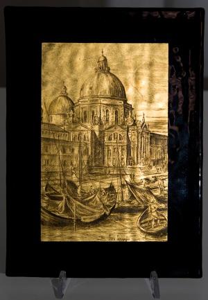 canaletto basilica della Salute
