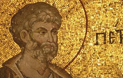 San Pietro in mosaico
